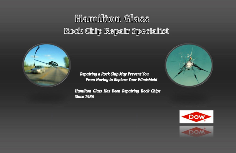Rock chip repair specialists